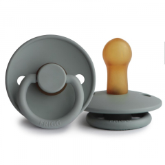 Classic Pacifier Latex / French Gray T2