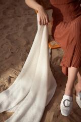 Scarf Jille / Bridal White