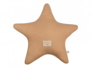Aristote Star Cushion / Nude