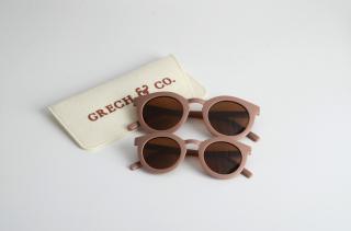 Sunglasses  Adult / Burlwood