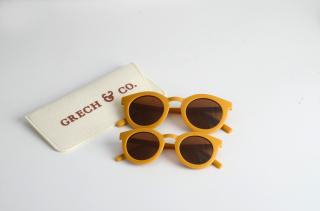 Sunglasses  Adult / Golden