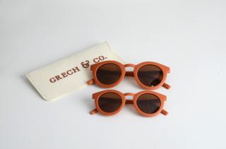 Sunglasses  Adult / Rust