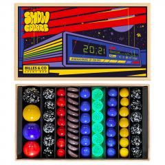 Box / Show Colors Radio Réveil