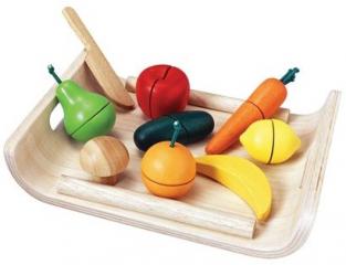 Assorted Fruit & Vegetable