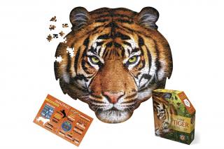 Puzzel Poster / Tiger