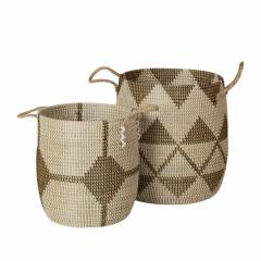 Storage Basket - 2 Pcs