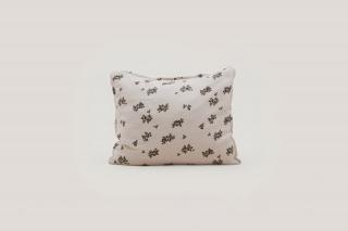 Muslin Pillowcase / Blackberry