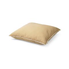 Leslie Adult Pillow / Sandy golden caramel