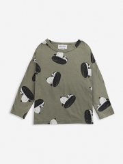 Doggie All Over Long Sleeve T-Shirt