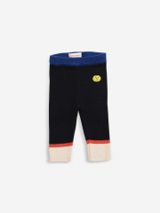 Multicolor Knitted Pants