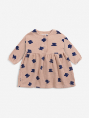 Cup Of Tea All Over Terry Dress
