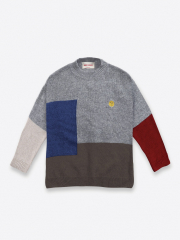 Geometric Knitted Jumper