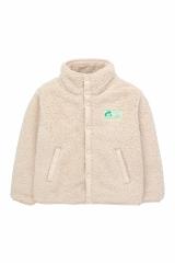 Polar Sherpa Jacket / Light Cream