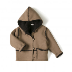 Winter Jacket / Choco