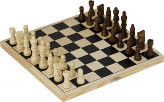 Chess Game (plywood)