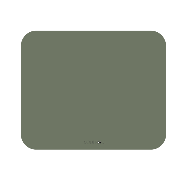 XL Placemat / Dusty Olive