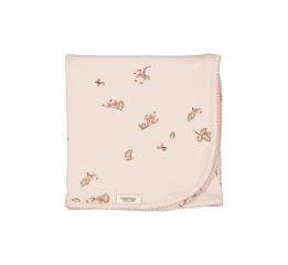 Alida Baby Blanket / Rosehips