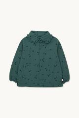 Sky Frills Shirt / Stormy Blue/Navy