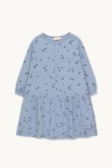 Sky Relaxed Dress / Milky Sky/Deep Blue