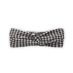Turban Headband / Block Check