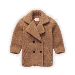 Teddy Coat / Nougat