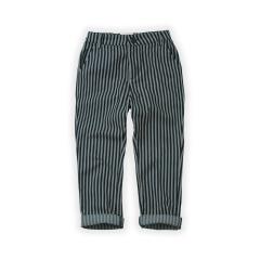 Chino Stripe / Black