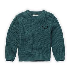 Sweater Smile / Pine Green