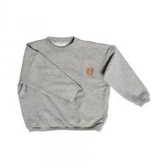 Sweatshirt /  Ashy Antelope