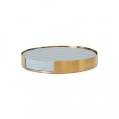 Oka Coaster / Brass