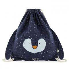 Drawstring Bag / Mr Penguin