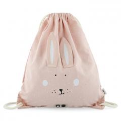 Drawstring Bag / Mrs Rabbit
