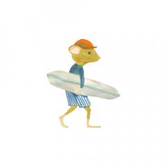 Wallsticker / Benja The Surfer