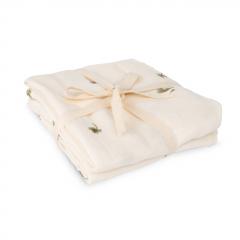 Muslin Cloth 2-Pack / Clover Meadow