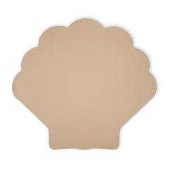 Foam Play Mat Shell / Warm Sand