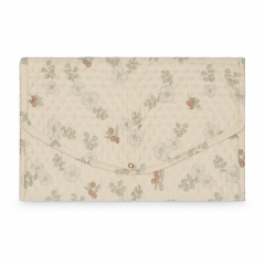 Changing Pad / Flowers And Berries
