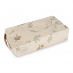 Baby Wipes Cover / Flowers And Berries