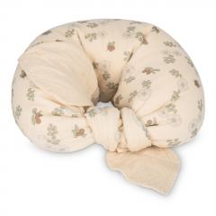 Nursing Pillow / Flowers And Berries