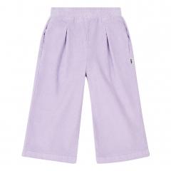 Corduroy Trousers / Mauve
