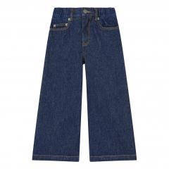 Denim Flared Jeans / Denim Brut