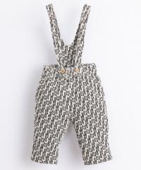 Jacquard Trousers / Frame