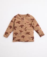 Printed Jersey T-Shirt  / Dogs