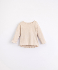 Flamé Rib T-Shirt / Miro