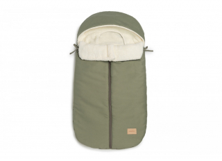 Baby On The Go Waterproof Footmuff / Olive Green