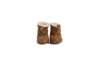 Nanami Newborn Shoes / Animal Skin