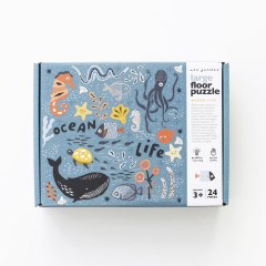 Floor Puzzle / Ocean Life