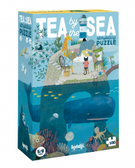 Puzzle / Tea By The Sea