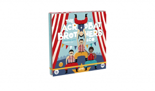 Wooden Toy / The Acrobat Brothers