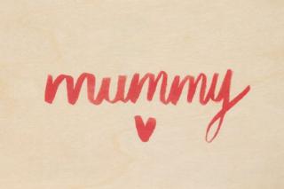 Painted Words / Mummy