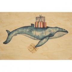 Greetings / Whale