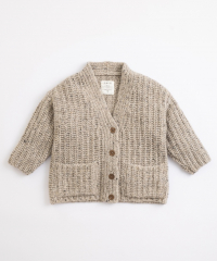 Knitted Cardigan / Simplicity